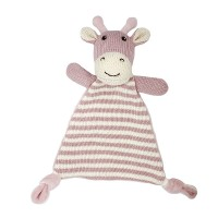 Lily and George Ellie Stripey Giraffe Comforter   *** Pre-order ***