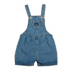 Animal Crackers Unending Overalls - Denim