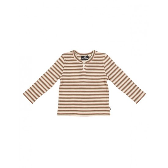 Animal Crackers  Alba L/S Henley