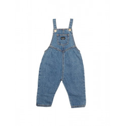 Animal Crackers | Earth Overalls - Denim