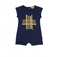 Arthur Ave Cross Onesie