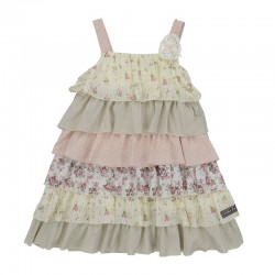 Arthur Ave Layered Dress   ***  Size 4y  ***