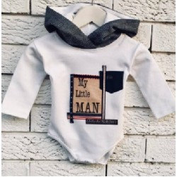 Arthur Ave Little Man Jumpsuit