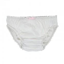 Arthur Ave Milk White Knickers