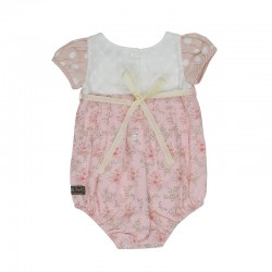 Arthur Ave Pretty in Pink Playsuit