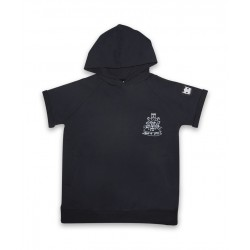 Band of Boys Shortsleeved Hood - Crown Tiger