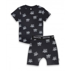 Band of Boys PJ Set - Whiskers