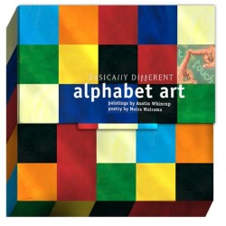 Alphabet Art and Poetry  Book Set