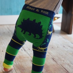 Blade and Rose Stegasaurus Leggings