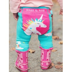 Blade and Rose Unicorn Leggings