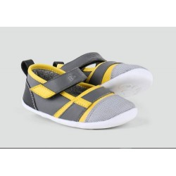 Bobux Step Up Hydra Blazing Yellow   ***  Size 18 EU  ***