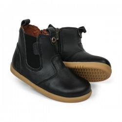 Bobux Step Up Jodphur Boot Black