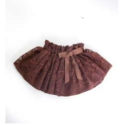 Carbon Soldier Angelica Skirt in Chocolate  *** Size 6y ***