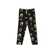 Carbon Soldier Donni Leggings  - Black and Gold  - 0-3m,  3-6m,  6-12m