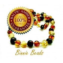 Binnie Beads Baltic Amber