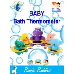 Baby Safe Floating Bath Thermometer