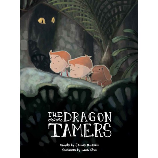 Dragon Brothers Books | Book 2 - The Dragon Tamers