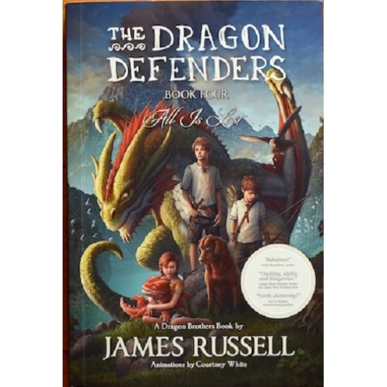 Dragon Brothers Books | Dragon Defenders Book 4 - All is Lost