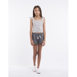 Eve Girl Ditsy Shorts    ***  Size 14y   ***