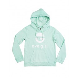Eve Girl  | Hoody Beach Glass