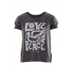 Eve Girl | Peace and Love Tee