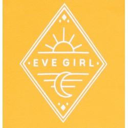 Eve Girl Eternal Tee Honey Yellow