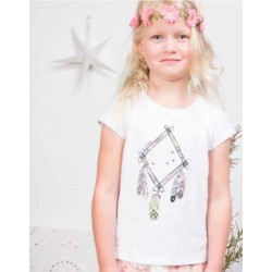 Eve's Sister Dream Catcher Tee   ***  Size 7y  ***