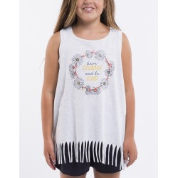 Eve's Sister Daisy Tank    ***  Size 14y  ***