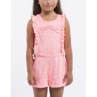 Eve's Sister Sweet Playsuit  *** Size 4y  ***
