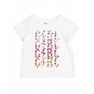 Eve's Sister Rock Girl Tee      3 - 7y