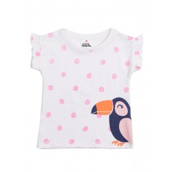 Eve's Sister Toucan Tee      3 - 7y