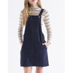 Eve's Sister Angie Pinafore  8-16y