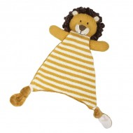 Lily and George Arthur Lion Comforter
