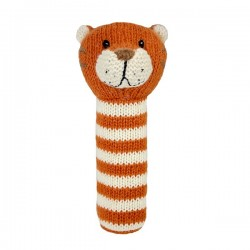 Lily and George Niko Tiger Rattle