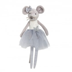 Lily and George Tina Ballerina Soft Toy