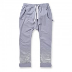 Minti Silver Dip Trackies    *** Size 5  ***
