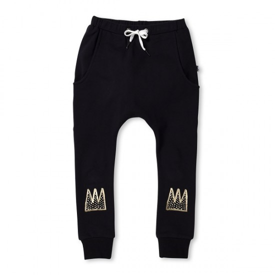 Minti  |  Party Crown Furry Trackies