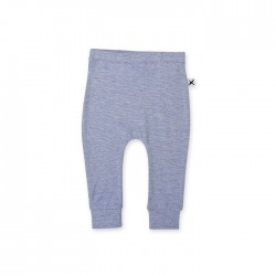 Minti Baby Cosy Pants in Powder Blue Marle