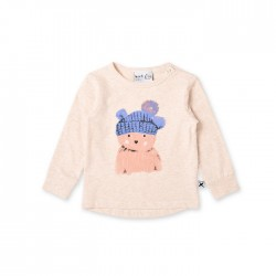 Minti Baby Toasty Teddy Tee