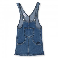 Minti Blasted Denim Dress     ***  Size 8y   ***