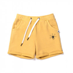 Minti Play Short Mustard