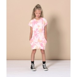 Minti Wham Rolled Up Tee Dress
