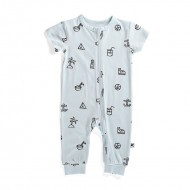 Minti Baby | Summer Icons Zippy Suit