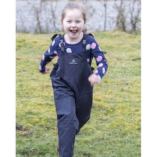 Puddle Jumpers Original Overall in Navy