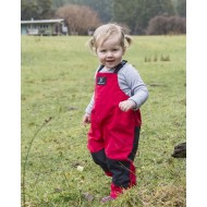 Puddle Jumpers Original Overall - Red/Navy