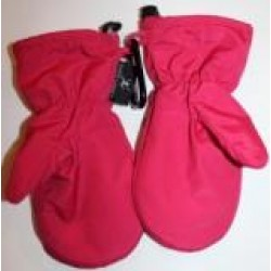 Puddle Jumpers Mitts & Mittens - Raspberry