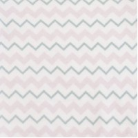Pure Born Organic Cotton Chevron Blanket Wrap