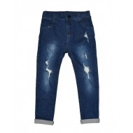 Radicool Dude Ramone Denim Jeans in Rocker Blue   ***  Size 4 and 5y  ***