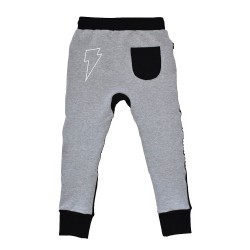 Radicool Dude  |  CAPTAIN PANT in GREY