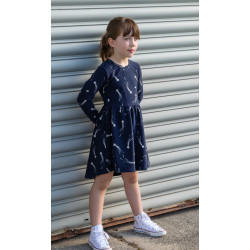 Kissed by Radicool | KR1441 SHOOTING STARS DRESS